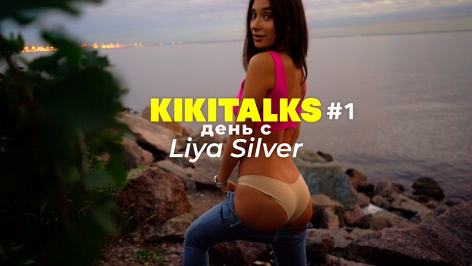 1 pic. Interview and kissing with @LiyaSilver Watch and fall in love. She is amazing ❤️ https://t.co/qR2UTbRI0X