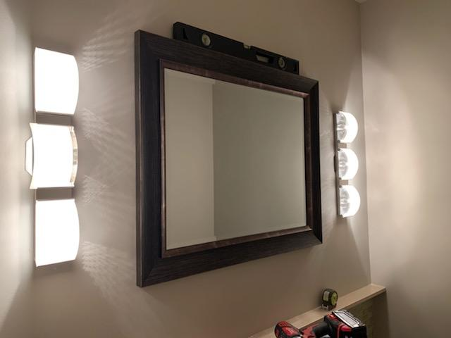 We provide mounting services for TV's, pictures frames, paintings and more!  #HomeImprovement #Handyman #Contractor #WallMount #Eastside #Sammamish #Redmond #KingCounty #HandymanServices #TvMount