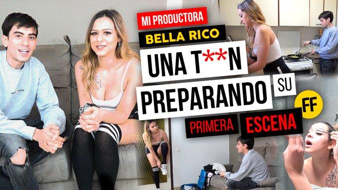 ❤ ¡¡NUEVO VÍDEO!! ❤  EL PRIMER DÍA EN EL NOPOR DE @BellaRicoWorld (FF) 😇😇 https://t.co/vPLMpPftDy  FINAL