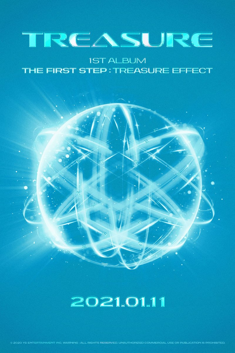 #TREASURE 1st ALBUM 'THE FIRST STEP : TREASURE EFFECT'  1st ALBUM 'THE FIRST STEP : TREASURE EFFECT' ✅2021.01.11  #트레저 #1stALBUM #THEFIRSTSTEP_TREASUREEFFECT #YG