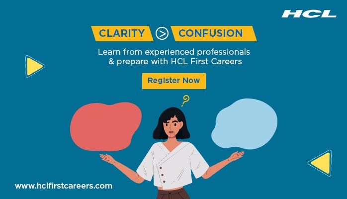 HCL First careers graduates