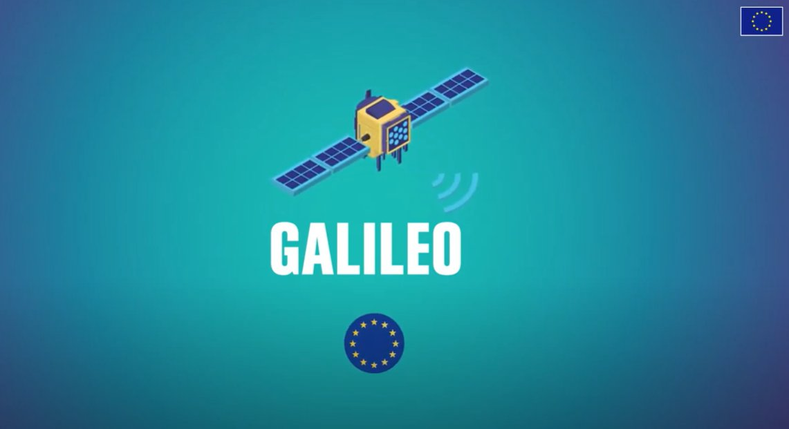 Image for the Tweet beginning: This is #EUSpace🇪🇺🛰️   🇪🇺#Galileo delivers