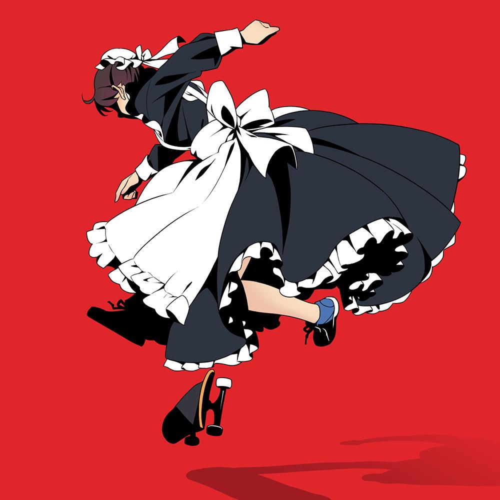 Replying to @suzushiro333: Maid to Skate 22