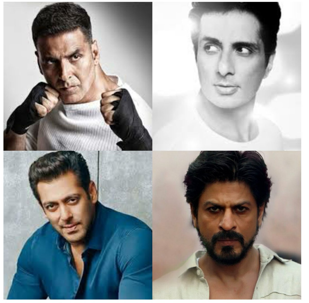 Final tweet count and potential reach of Top 3 biggest Bollywood birthday trends ever:- #HappyBirthdaySalmanKhan 1.6 M tweets, 2.7 B reach #HappyBirthdayAkshayKumar 1.2 M tweets, 1.7 B reach #HappyBirthdaySRK 950 K tweets, 4.1 B reach  Special mention #HBDRealHeroSonuSood
