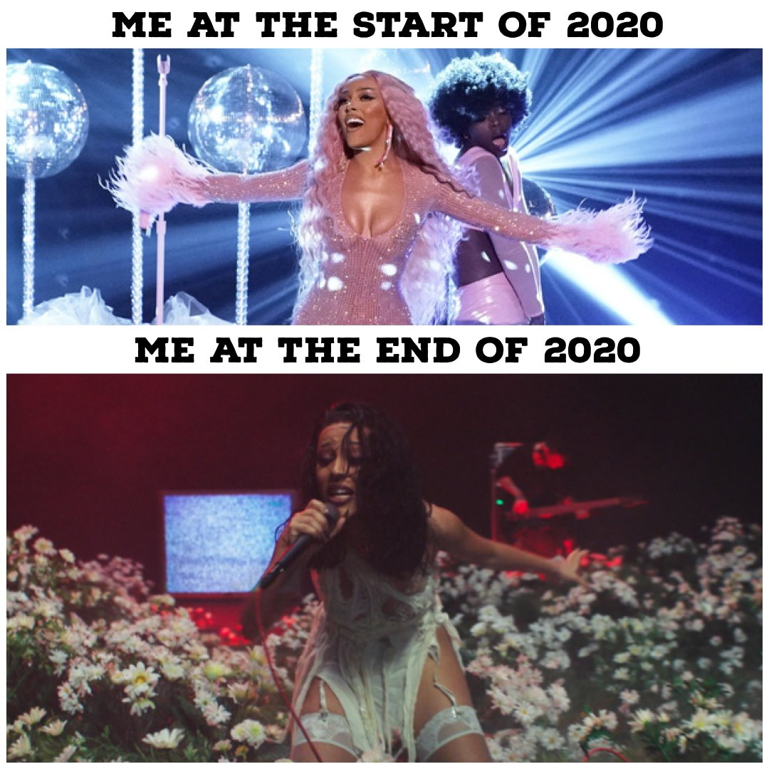 No doubt 2020 has been a wild ride for everyone! 🙃 Tell us which song best summed your year! ✨🎶👇