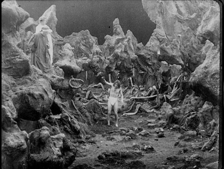 """Ο χρήστης 𝔖𝔦𝔫𝔢𝔰𝔞𝔭𝔦𝔢𝔫𝔰 στο Twitter: """"Dante's Inferno(1911) -  Liguoro & Bertolini & Padovan… """""""