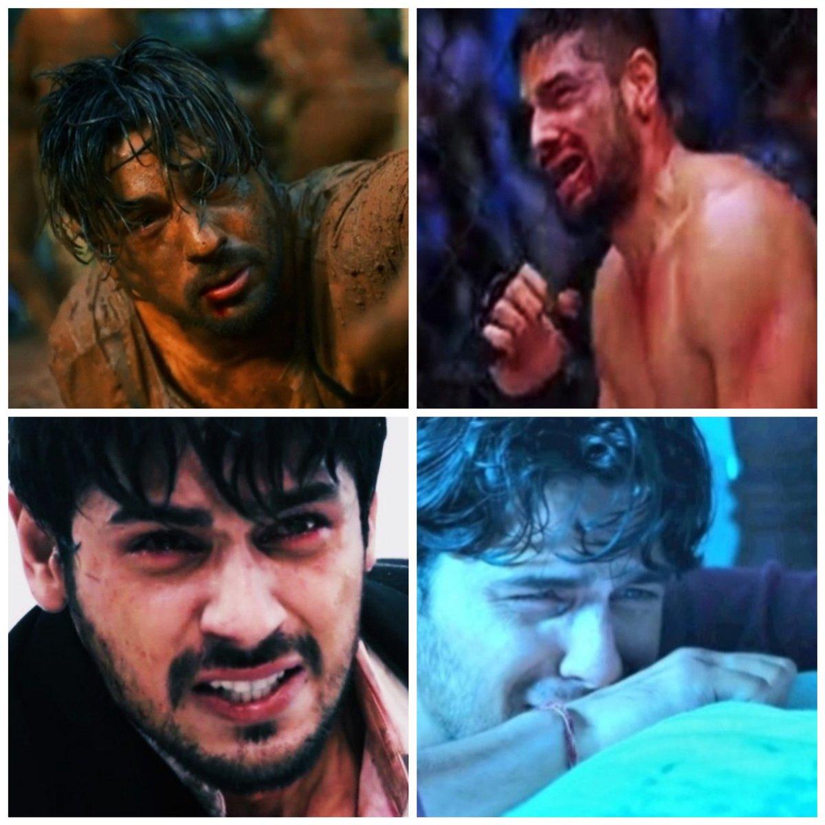 Appreciation tweet for #SidharthMalhotra in emotional scenes : Phenomenal 🔥🙌
