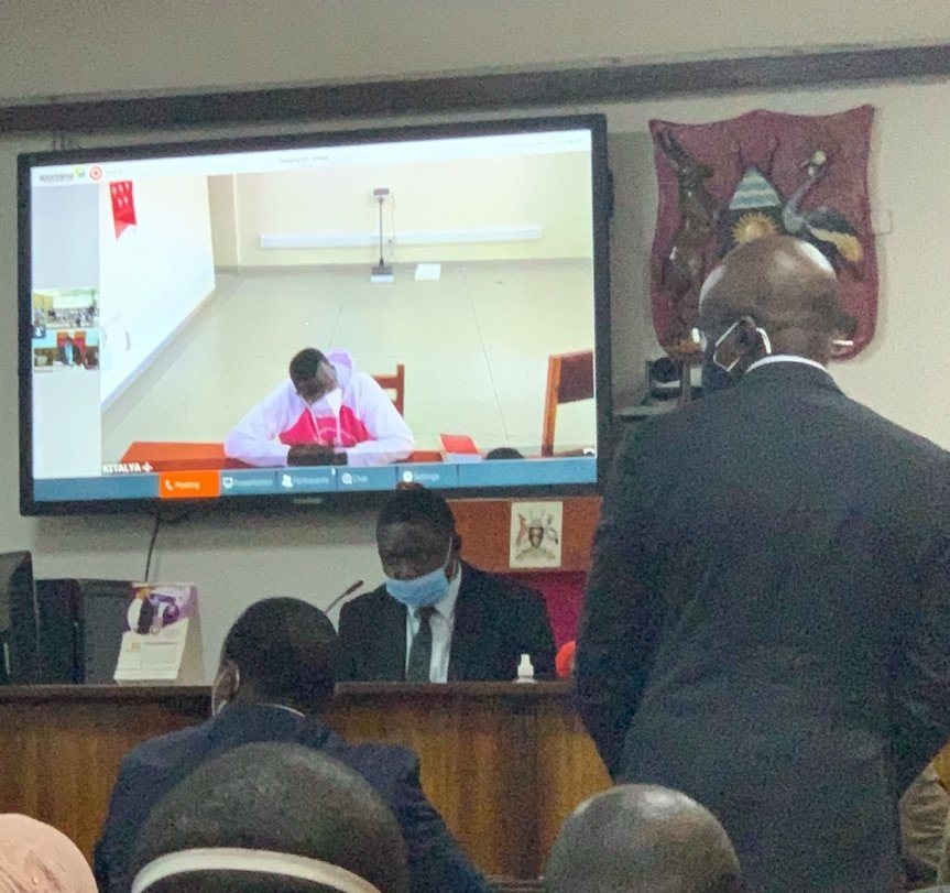 UPDATE: @nickopiyo has been further remanded to January 11, 2021 at 9 AM for mention of his case.   His bail application has been filed in the High Court and has been fixed for hearing on Wednesday Dec. 30 at 9 AM. We'll issue a short statement soon.  #FreeNicholasOpiyo | #Uganda