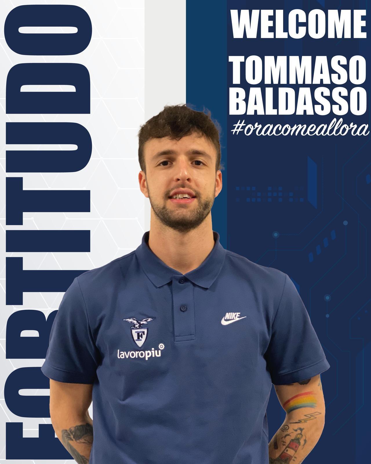 Ufficiale: Tommaso Baldasso è della Fortitudo Bologna