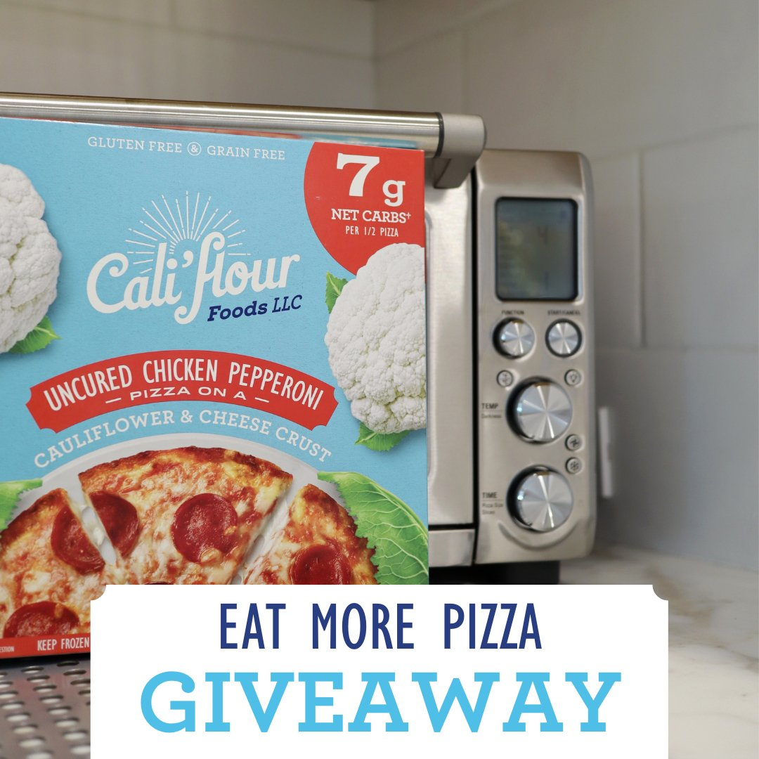 🍕 GIVEAWAY🍕 Breville oven ($200), 4-pack of our Pepperoni Pizza, a pizza cutter and oven mitts. Good luck! #TheFutureIsFrozen  🍕 LIKE this photo  🍕 ENTER at this link  🍕 COMMENT and tag your pizza night friends