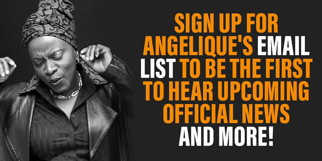 Join Angelique's email list to stay in the loop about upcoming official news and more!
