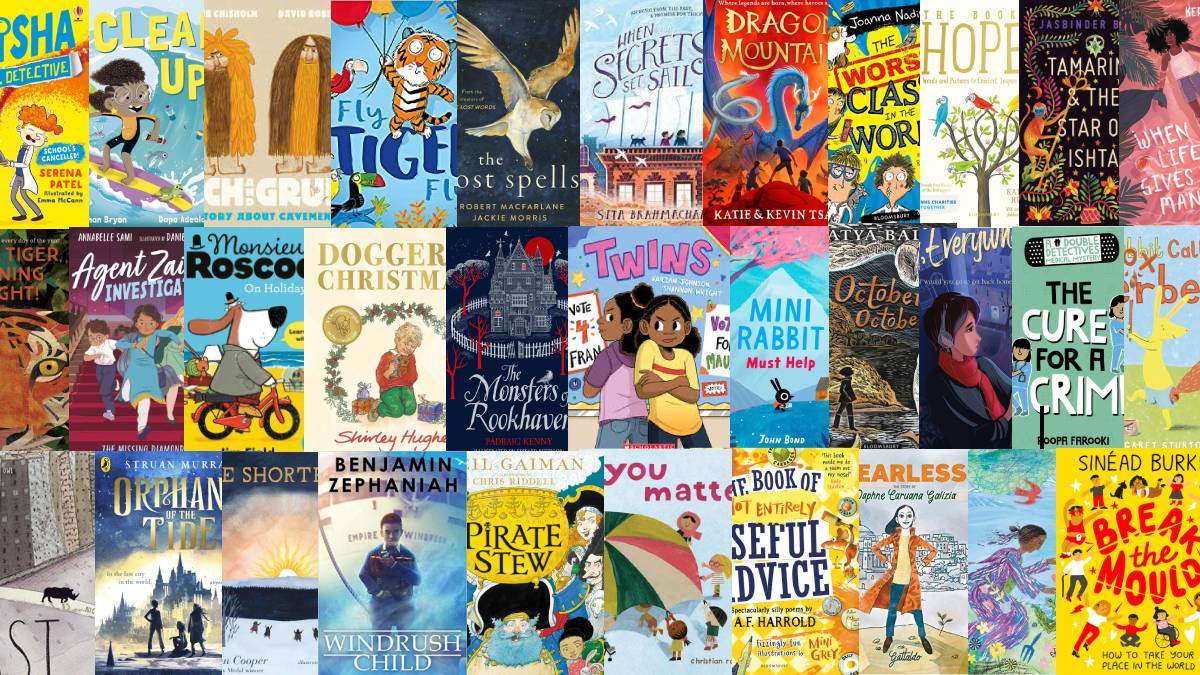 Your reading list is about to get a bit longer (sorry not sorry!) You won't be able to resist any of the recommendations on this list of brilliant children's books from 2020, all chosen by authors and illustrators:
