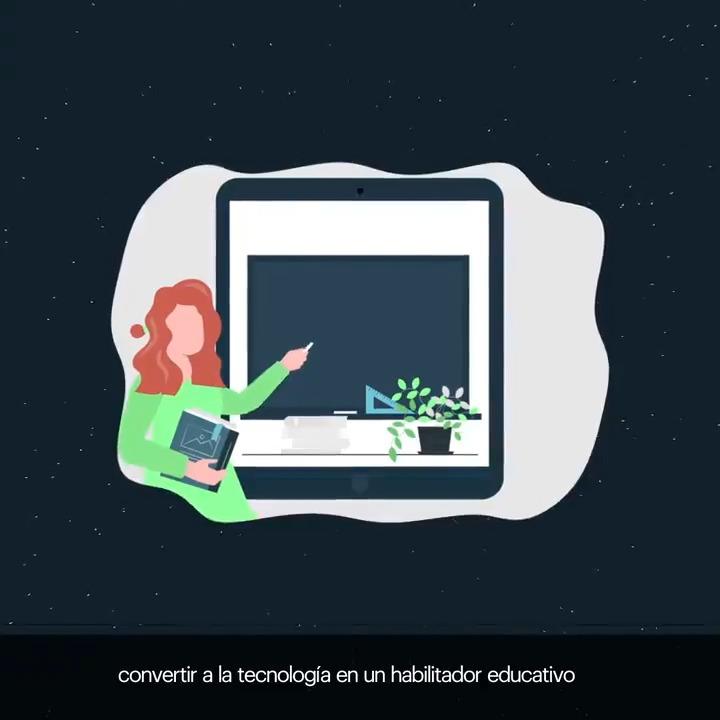La tecnología, habilitador educativo para mejorar la #digitalización de escuelas y hogares 🏫