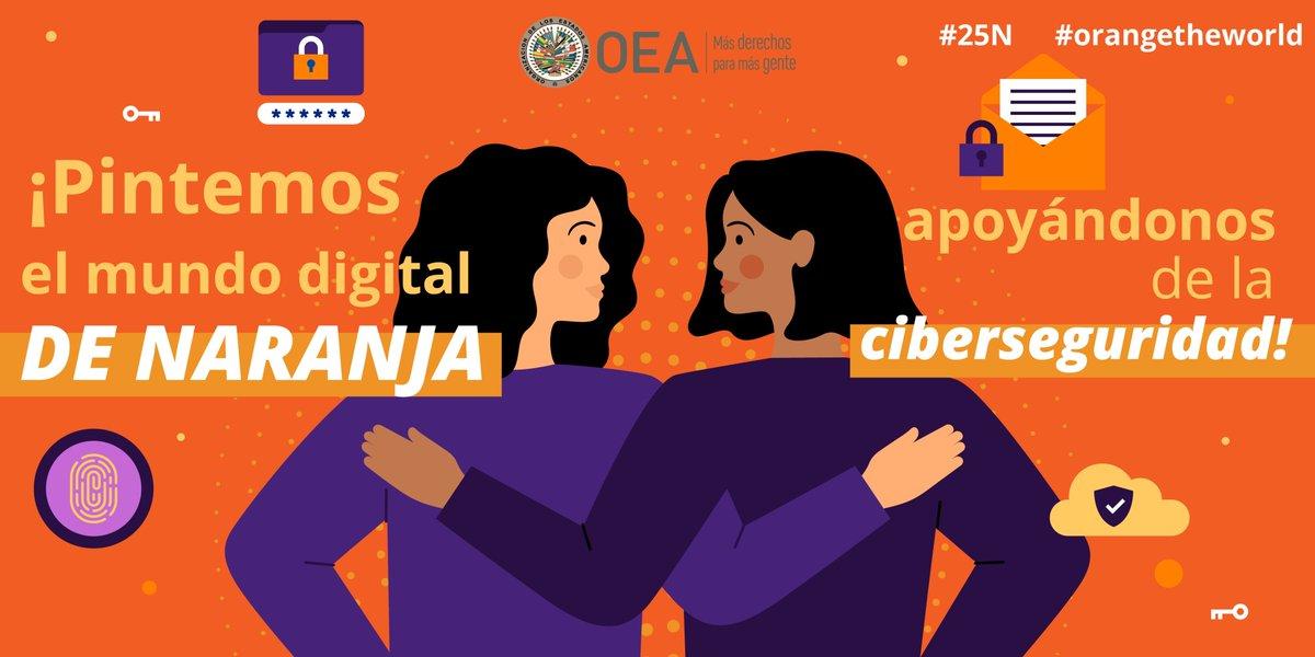 Como parte de los #16díasdeactivismo, lanzamos una campaña sobre violencia de género en línea con contenido valioso para hacerle frente a este fenómeno y crear un ciberespacio más seguro.