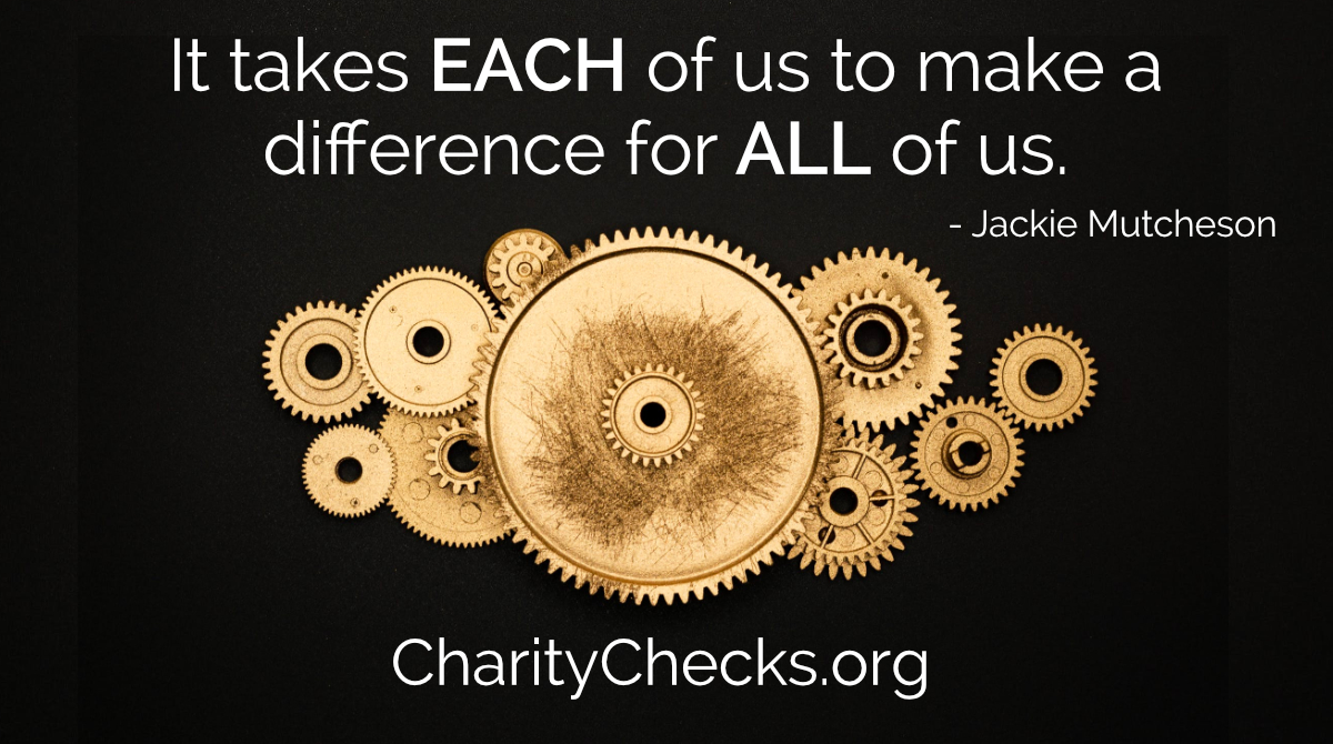 Make a difference by giving Charity Checks to your favorite charity. Purchase them in 2020, get the tax deduction, and give them away in 2021. Learn more at  #charitablegiving #taxdeduction #RedefineGifting #greatquotes #give #nonprofit #taxdeductions