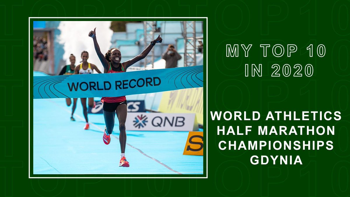 Could not have been more proud of being able to stage a World Championship event this year.  Great performances, Great event, Great sport, Great team.  Thank you Gdynia,  @WorldAthletics and the resilient athletes.   #WorldHalfMarathon