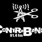 Image for the Tweet beginning: Clausurada la ràdio lliure CONTRABANDA