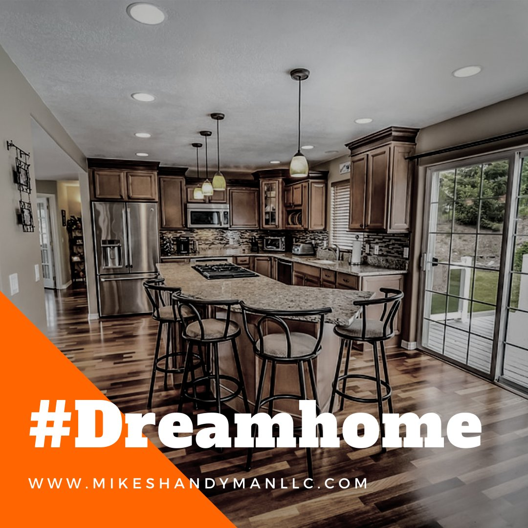 Get started on your dream home today! Give us a call at 206-368-4088 to schedule your project, repair, or remodel!  #Contractor #Remodel #HomeImprovement #HandymanServices #Beautiful #Handyman #InteriorDesign #DreamHome #Sammamish #Bellevue #HomeSweetHome