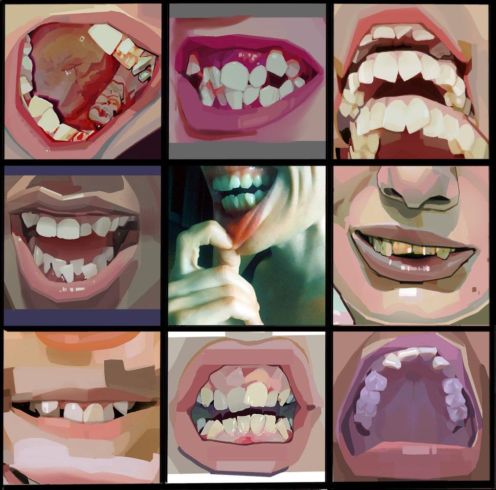 teeth vs teeth
