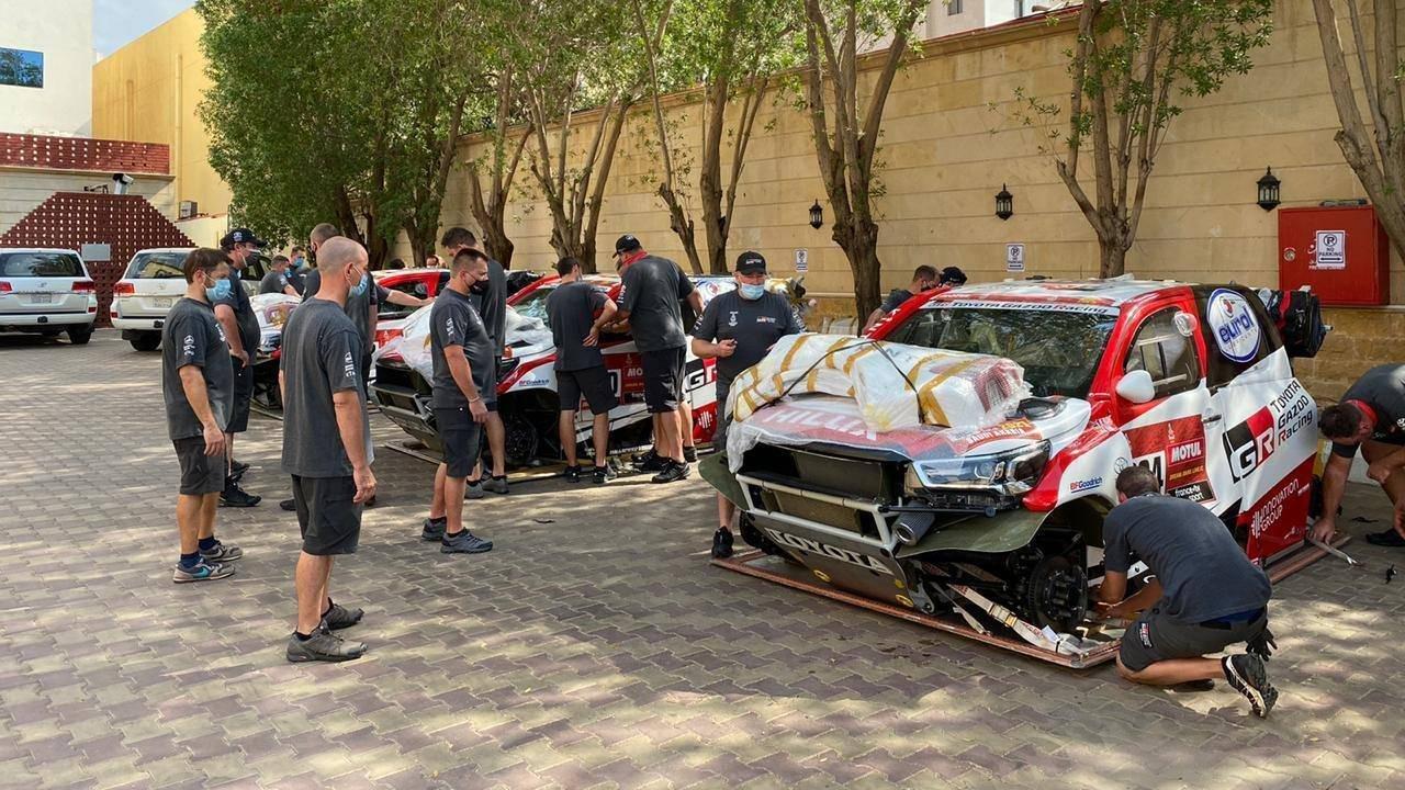 2021 43º Rallye Raid Dakar - Arabia Saudí [3-15 Enero] - Página 4 EqWv4UIXUAYvBJJ?format=jpg&name=large