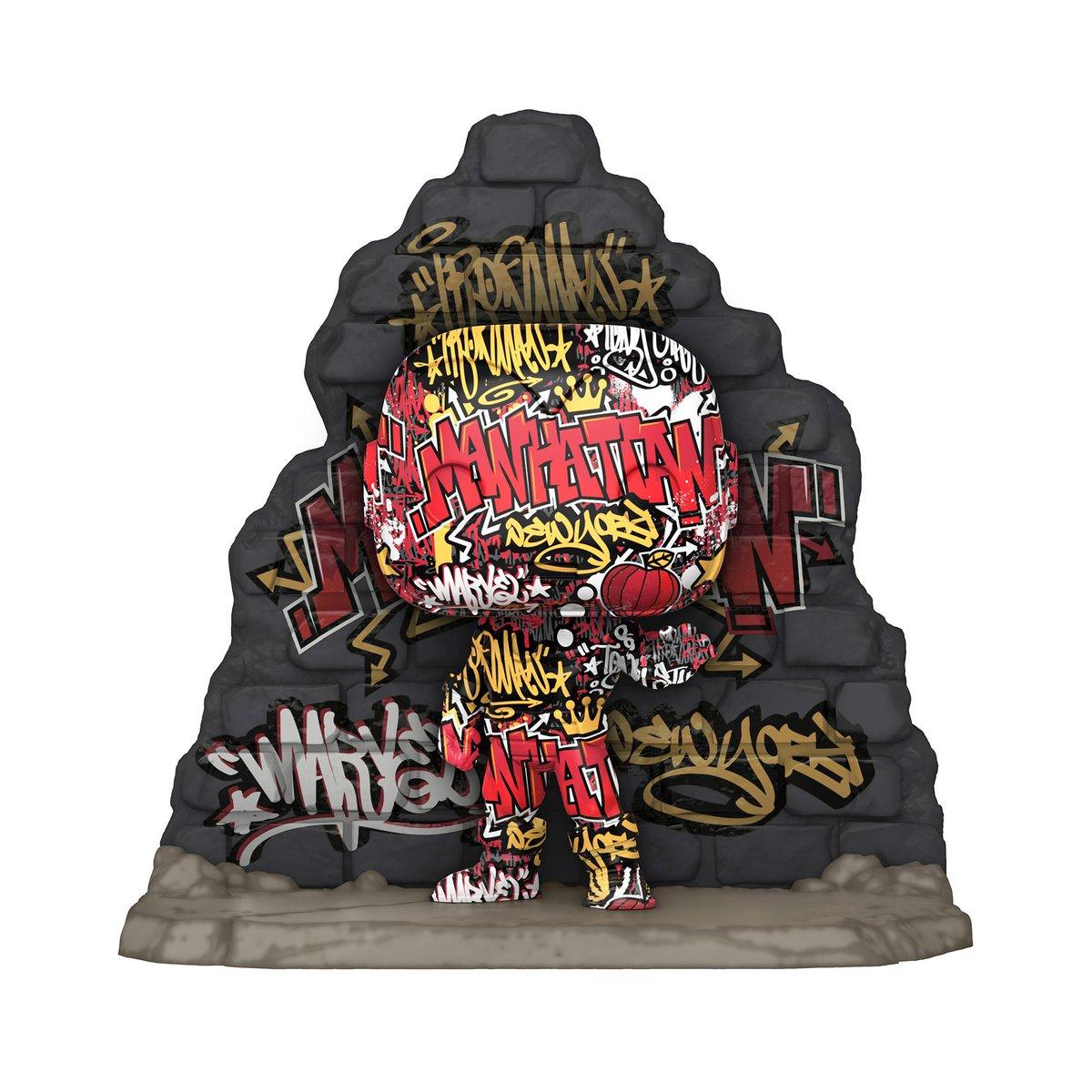 Rt & follow @OriginalFunko for the chance to WIN this @GameStop exclusive Street Art Iron Man Pop! Deluxe! #Funkogiveaway #giveaway #Marvel #Funko #FunkoPop