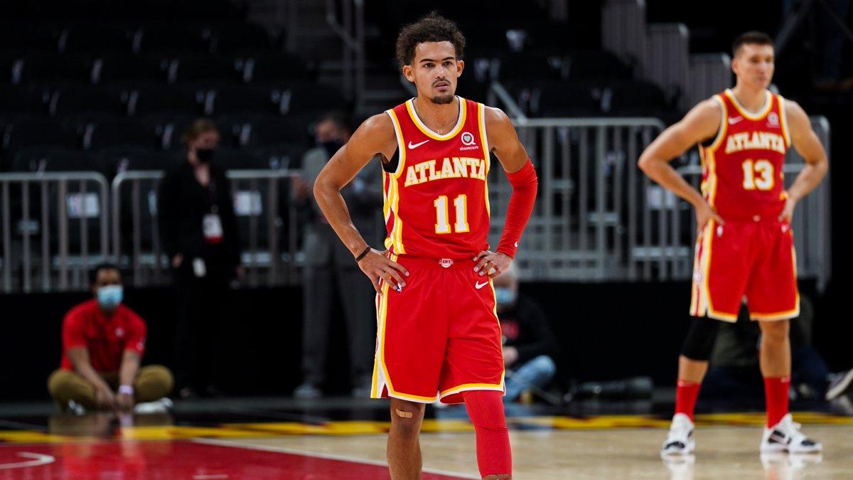 """Atlanta Hawks on Twitter: """"Them red jerseys too fye 🥵… """""""