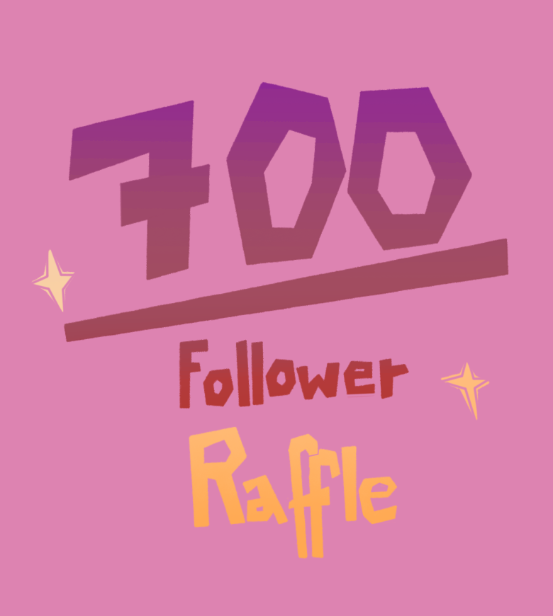 ✨+𝟳𝟬𝟬 𝗙𝗼𝗹𝗹𝗼𝘄𝗲𝗿 𝗥𝗮𝗳𝗳𝗹𝗲✨ To celebrate 700+ followers, here is a raffle for a sketch page! Heres the rules: -1 winner, with every +70 rtwts another winner is added -you have to be following me -retweet this Tweet -likes & comments appreciated ENDS JAN 15TH 2020