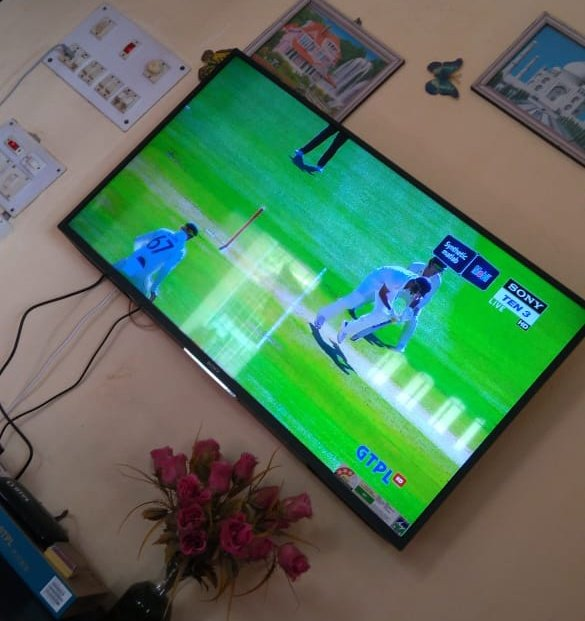 @imvicky0505 Coincidence ka baap Sony TV  GTPL  Sony Ten 3  😁