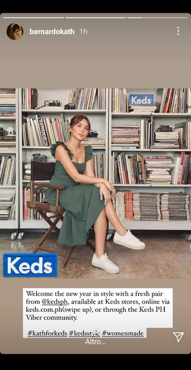Keds Girl Kathryn 👟  #KedsGirlKathryn #KathForKeds @KedsPH @bernardokath