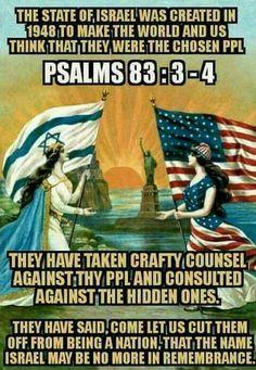 #PSALMS83 The Enemies Of The Most High GOD Are The Enemies Of The Most High GOD's Chosen Nation The Israelites!! #12TribesOfIsrael #Negroes #AfroLatinos #AfroIndigenous #Blacks #WestIndians #Haitians #NativeAmerican #Hispanics #AfroDescent #Jeremiah50v33 #Deuteronomy28v15to68