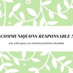 Image for the Tweet beginning: 🌍 Communication Verte🍃  Communiquer de façon