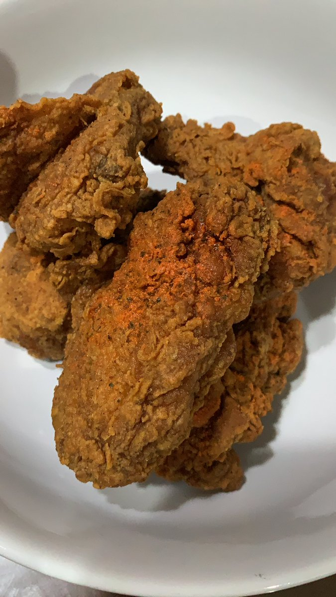 Replying to @kukuhya: Unpopular opinion: A&W's Spicy Golden Aroma is the best fried chicken in Indonesia.