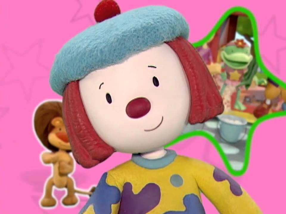 I'm so glad to see so many people remember Rolie Polie Olie but I have to ask does anyone remember Jojo's Circus?