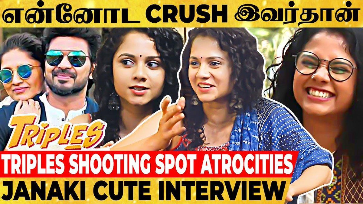 என்னோட Life Partner-க்கு இந்த Qualities-லாம் இருக்கணும்! - Triples Fame Namita Exclusive interview  Full Video Link:   #namitaKrishnamurthy #Triples #Triplesthefun #Jai #VaniBhojan #Hotstrar