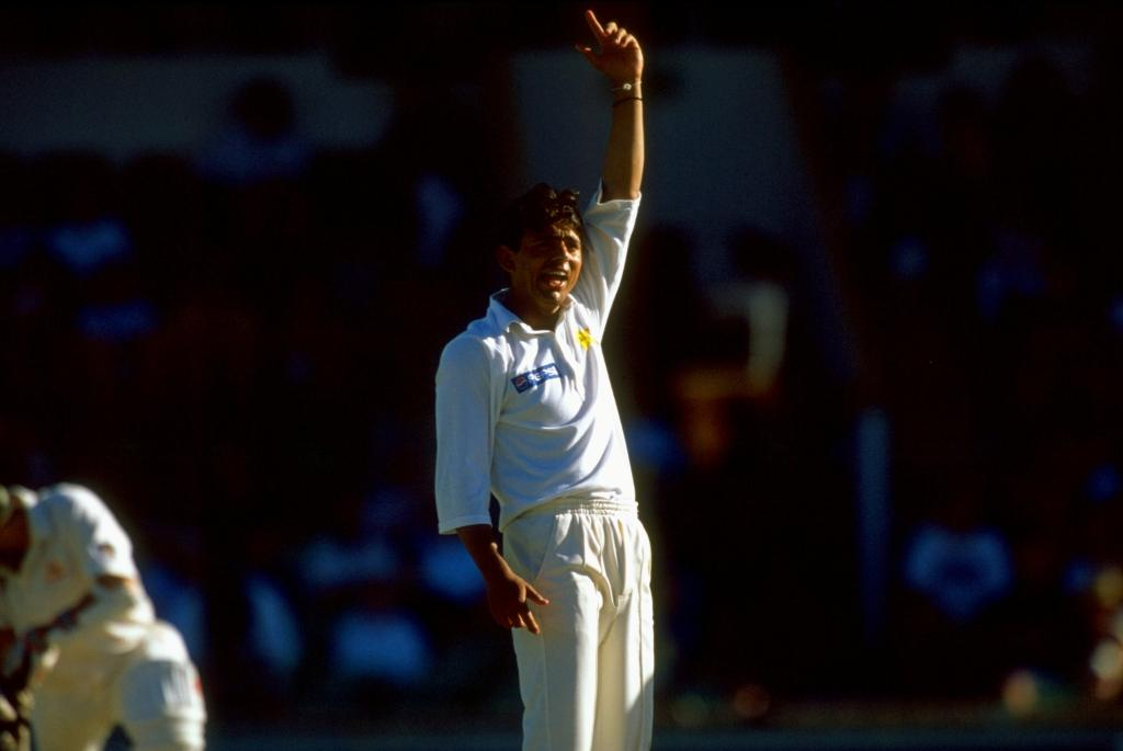 🇵🇰 218 international appearances ☝️ 496 wickets 🌀 The one who introduced #Doosra  ⭐️Now serving as the head of Head of International Player Development   Happy Birthday @Saqlain_Mushtaq !