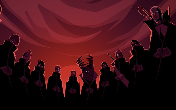 CRYPTOCURRENCY AS AKATSUKI - A Thread; https://t.co/bCVl4Wwtse