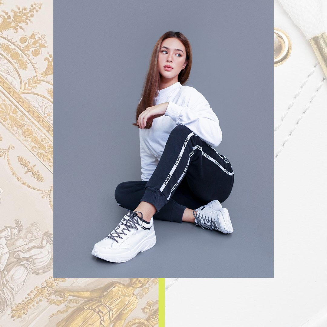 Cozy, styled #Kedsstyle  Get the K-89 sneakers at Keds stores, online at , or through the Keds Ph Viber community, and our personal shoppers will assist you! Join here: