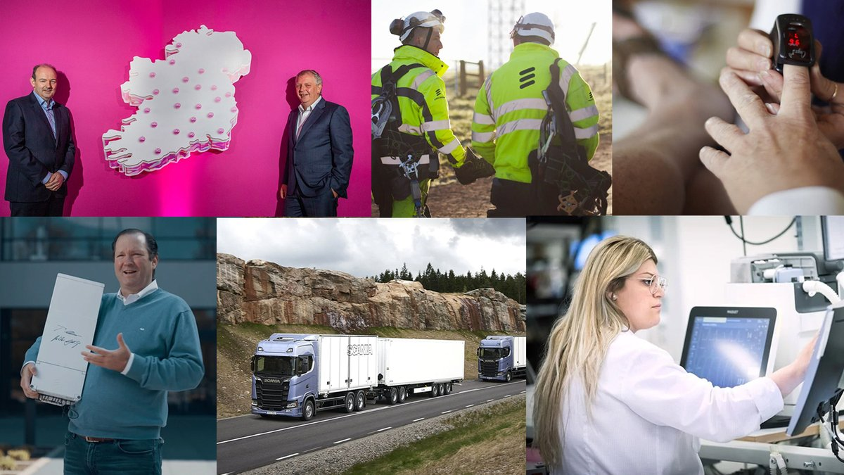 2020 #ERICSSON NEWS REVIEW Pt 2 July-Dec: Ericsson secured #5G leadership globally with a strong annual performance while prioritizing the health and safety of employees/customers/partners in the COVID-19 pandemic.  #5GLeader       https://t.co/UfMAm8ocOg https://t.co/UVPbVEcRf9