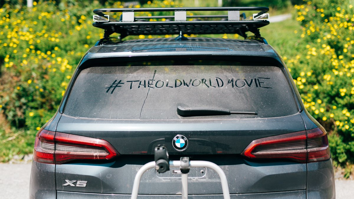 From remote fjords in Norway, magic scottish highlands, rough alpine mountains to metropoles like Paris. For 2 years, a team of film makers traveled through Europe to portrait its mountain biking scene.  Their car: a #BMW X5. Their Story: