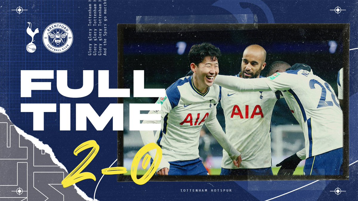 ✨ 𝗖𝗔𝗥𝗔𝗕𝗔𝗢 𝗖𝗨𝗣 𝗙𝗜𝗡𝗔𝗟𝗜𝗦𝗧𝗦 ✨  #THFC ⚪️ #COYS