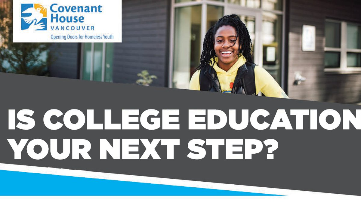 CIBT Education Group's @sprottshaw, and @CovenantHouseBC  launch scholarship program for homeless and at-risk youth!  Learn more: