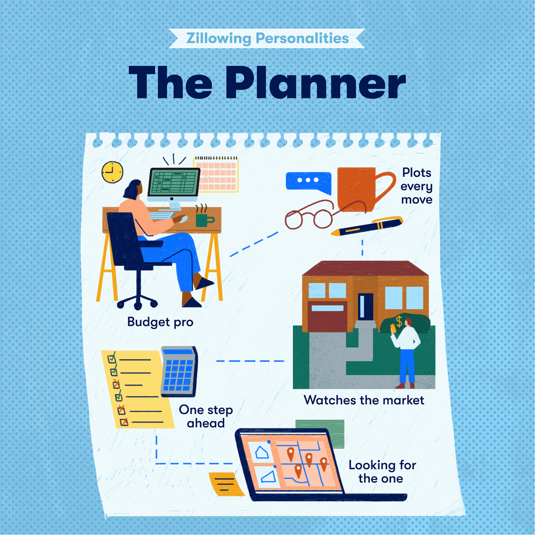 The Planner: The one who can almost always tell you what the housing market is doing