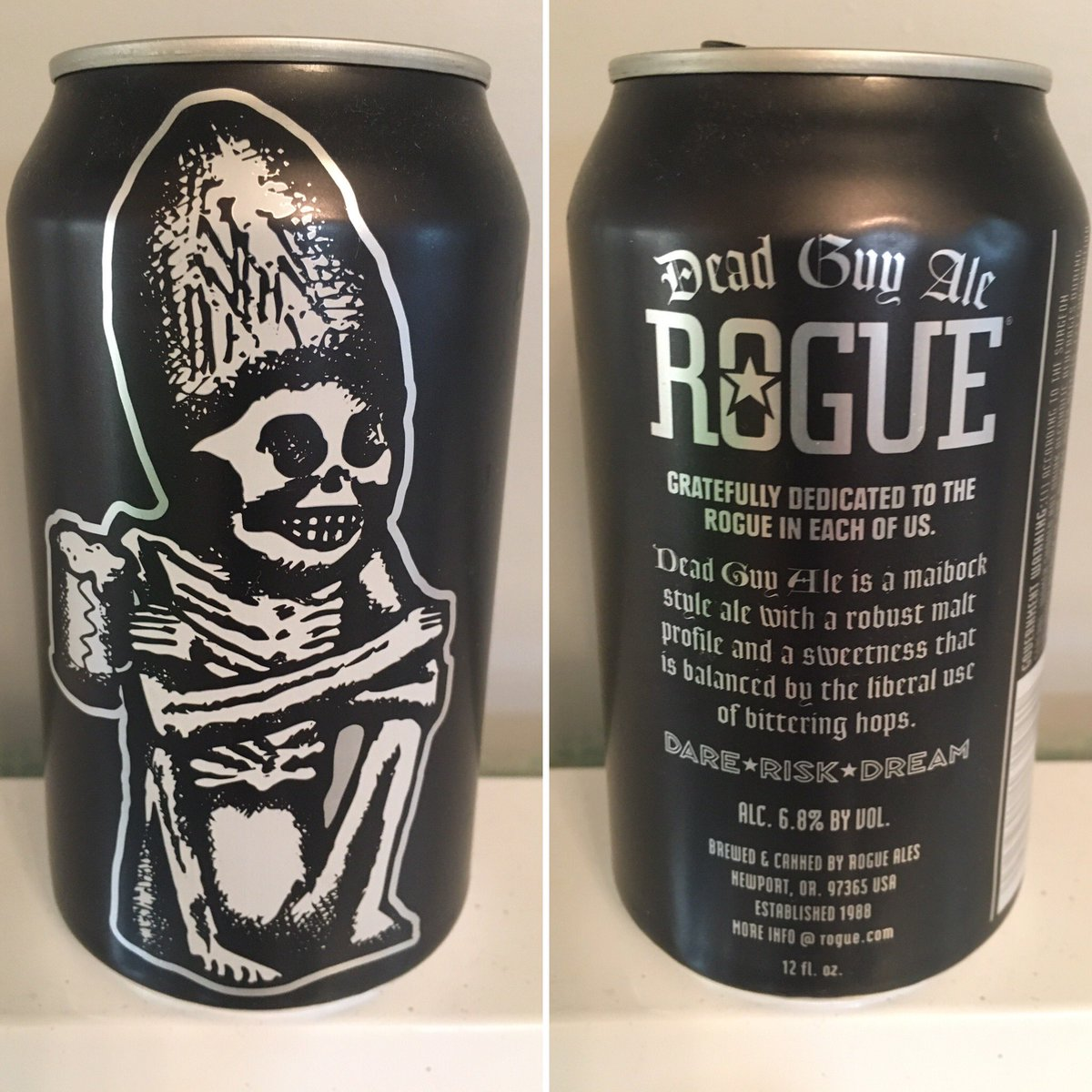 @RogueAles Dead Guy Ale #canmuseum