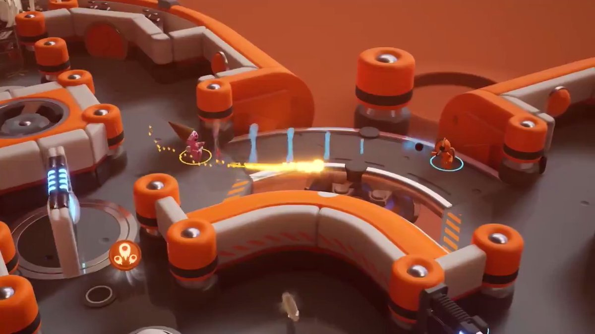 So many unique abilities. One common goal. Win! What's your go-to ability to lead you to victory?  Play Outcasters - available only on Stadia and free with Stadia Pro.