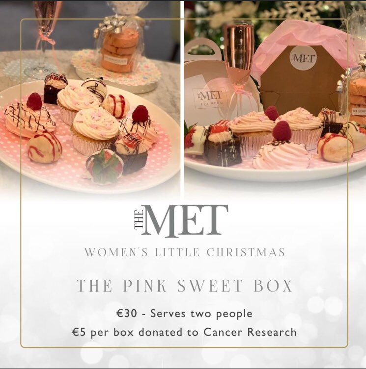 Fantastic response to our Pink Party Box to enjoy at home for Women's Little Christmas. Treat yourself or your lovely ladies to this wonderful experience. Still time to order call 021 4643700 don't forget to add the bubbles to enjoy in your bubble