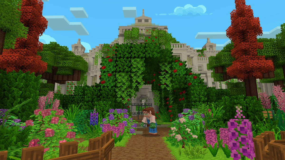 Restore an abandoned garden, explore the woods, build an interactive cabin, craft decorations, and discover magical plants. As part of our Community Celebration, you can get Bloom by @gmodeone for free in the Marketplace now!  🌸