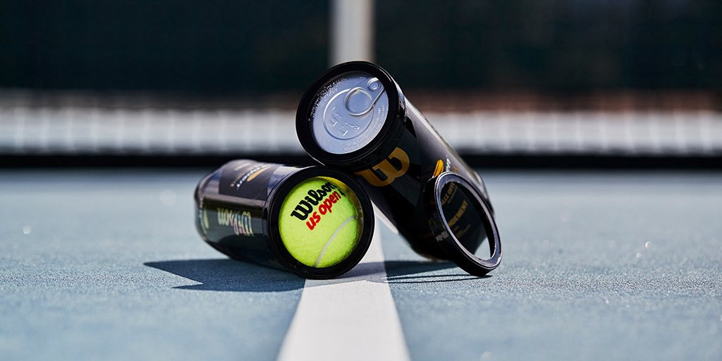 Unveiled at the 2020 US Open, the US Open tennis ball can, will now feature an eco-friendly overcap that cuts the amount of used plastic in half.  For players that prefer to reuse their balls, the overcap prevents balls from spilling out – even when turned upside down. ♻️🎾
