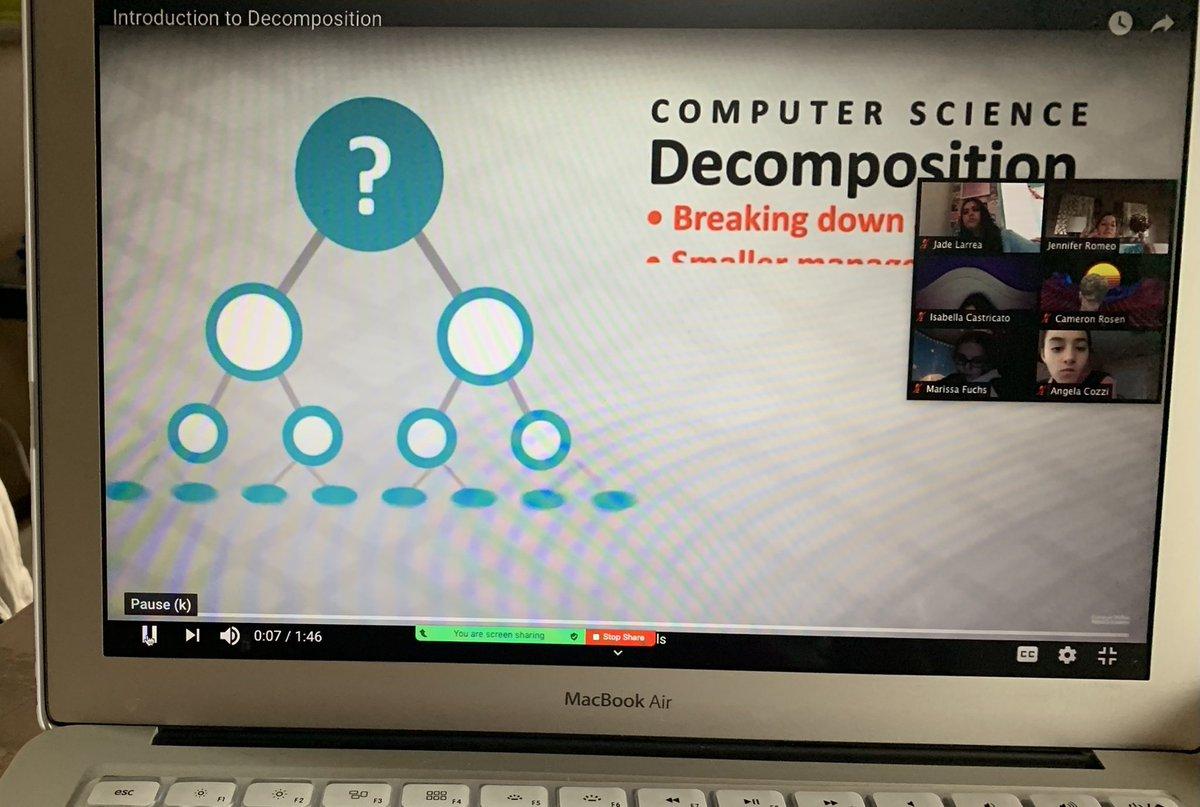 Composing and decomposing algorithms to create robots! #csforallnyc #csedweek #robots #cs4all