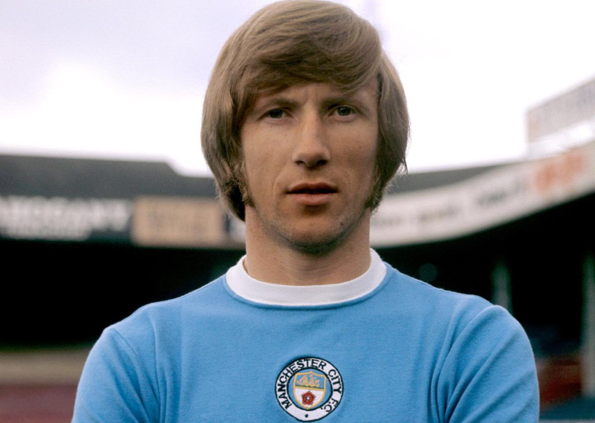 Sad to hear the passing of Manchester City's Colin Bell. Thinking of his family at this sad time. Absolute legend for the club. To have a statue made outside the stadium speaks volumes of how much the club and fans thought of the man. #RIP