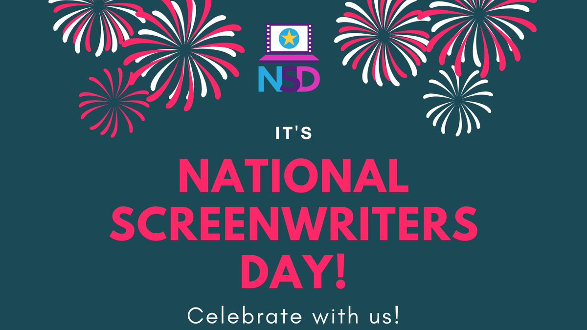 As I work on bringing GOD'S PHOTO ALBUM to the big screen, (screenplay by Susan Arnout Smith, adapted from God's Photo Album, by author Shelly Mecum) it's great to take a moment and acknowledge the community of screenwriters I'm blessed to be a part of.  #NationalScreenwritersDay